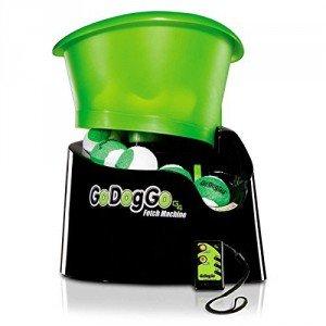 GoDogGoG4-Ballwurfmaschine Hund